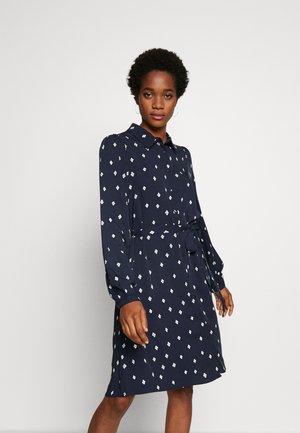 VISUVITA DRESS  - Denní šaty - navy blazer/white