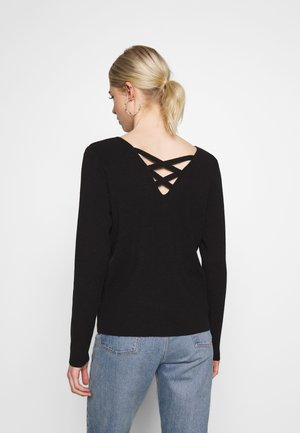 VILACAL  - Sweter - black