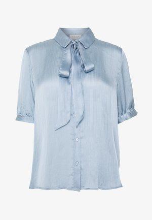 VISUWAVEY BOW - Skjorte - ashley blue