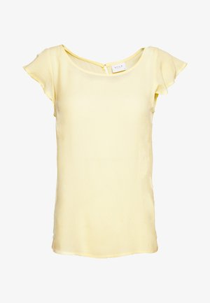 VIMARITA - Blouse - mellow yellow