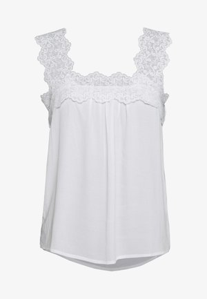 VIRIALA - Blusa - cloud dancer