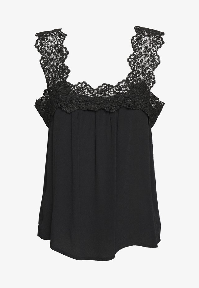 VIRIALA - Blouse - black