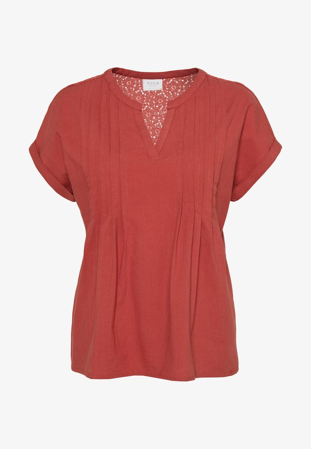 VIODILA  - Blouse - dusty cedar
