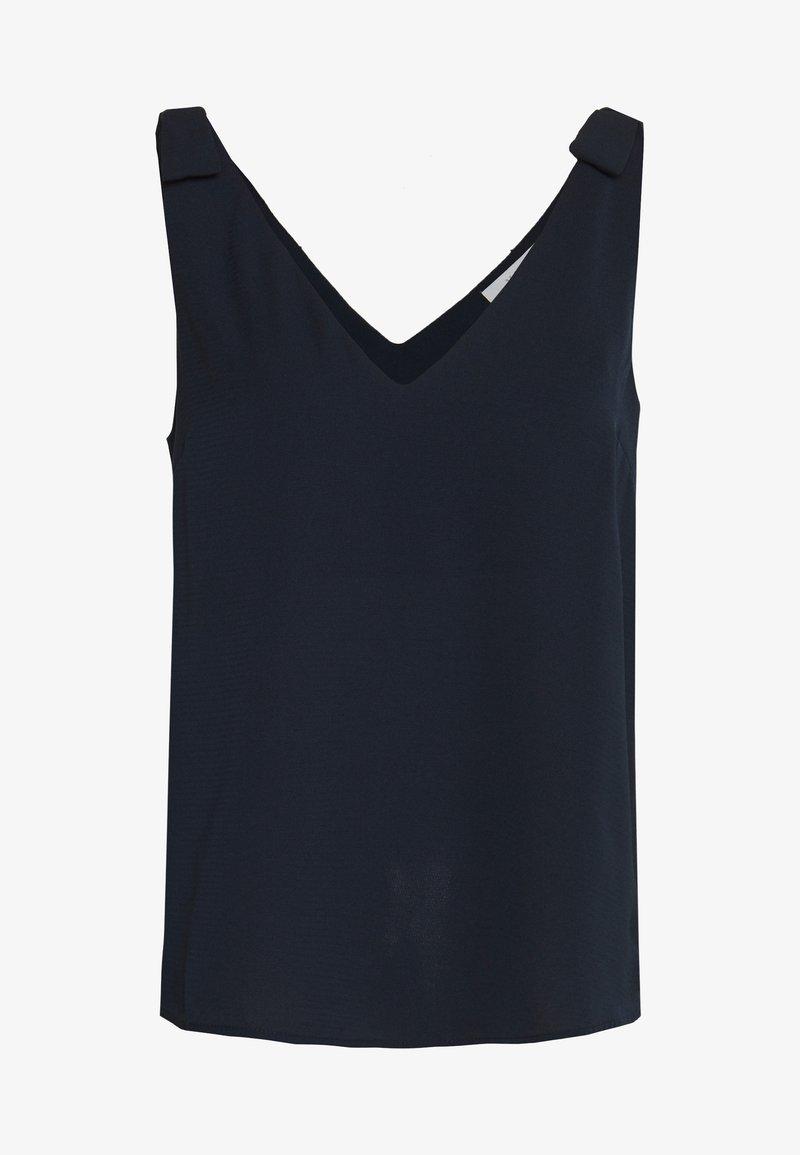 Vila - VIJAHULA - Blouse - dark blue