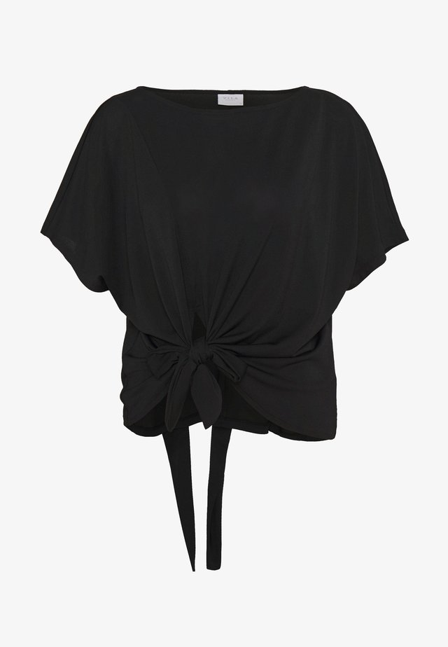 VIJANSANE - Blouse - black