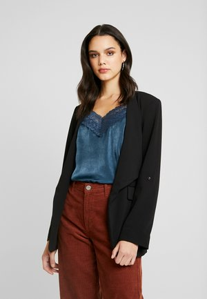 VIMARY LONG - Blazer - black