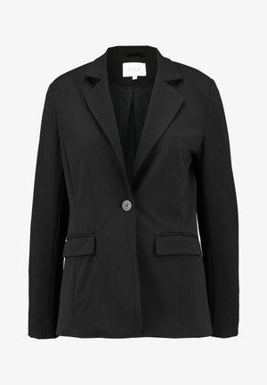 VIBLINA - Cappotto corto - black