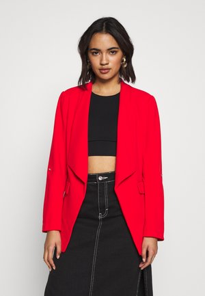 VIMARY LONG - Blazer - flame scarlet