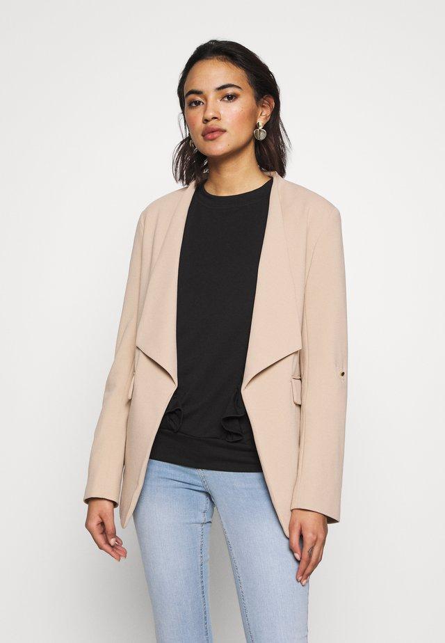 VIMARY LONG - Blazer - brown