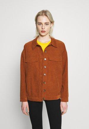 VIFORREST JACKET - Summer jacket - rust