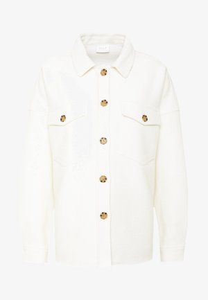 VIBAMBI POCKET DETAIL JACKET - Summer jacket - birch