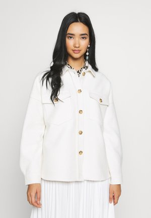 VIBAMBI POCKET DETAIL JACKET - Lett jakke - birch