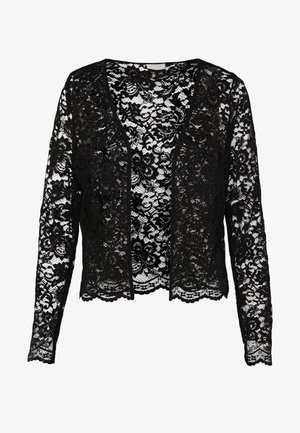 VIFAITH BOLERO - Cardigan - black