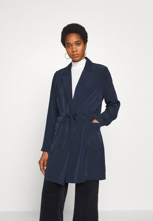 VIKARAS COATIGAN - Manteau court - navy blazer