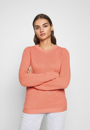 VICHASSA KNIT TOP - Trui - desert flower