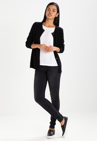 Vila - VIRIL - Cardigan - black - 1
