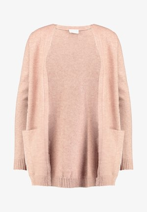 VIRIL - Cardigan - ash rose