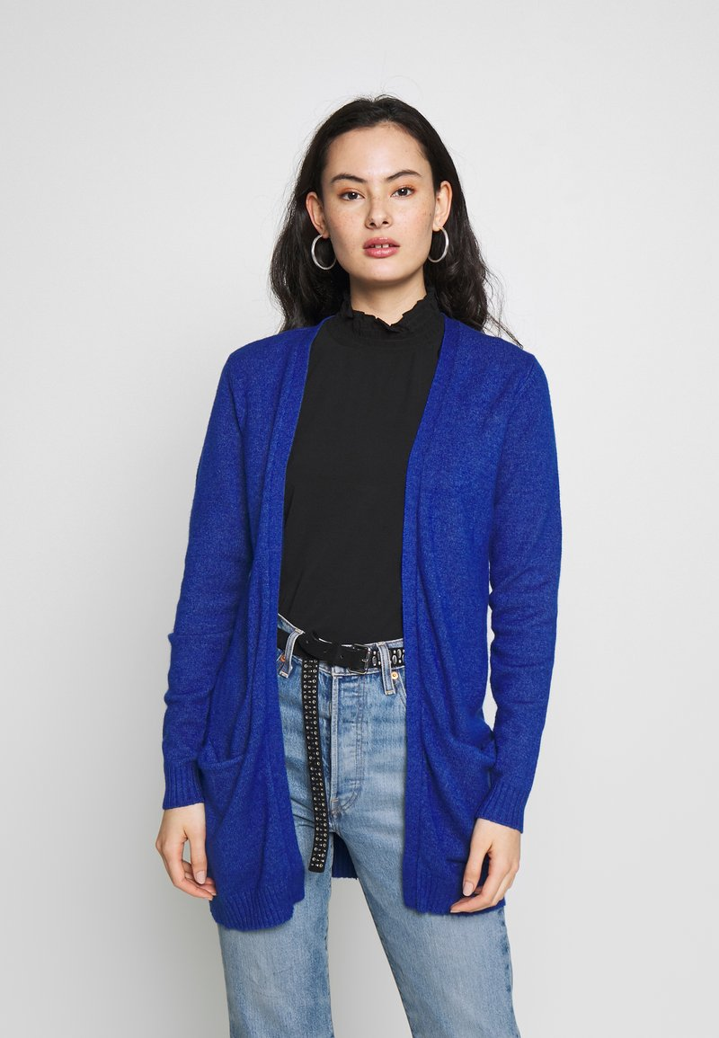 Vila - VIRIL - Cardigan - mazarine blue