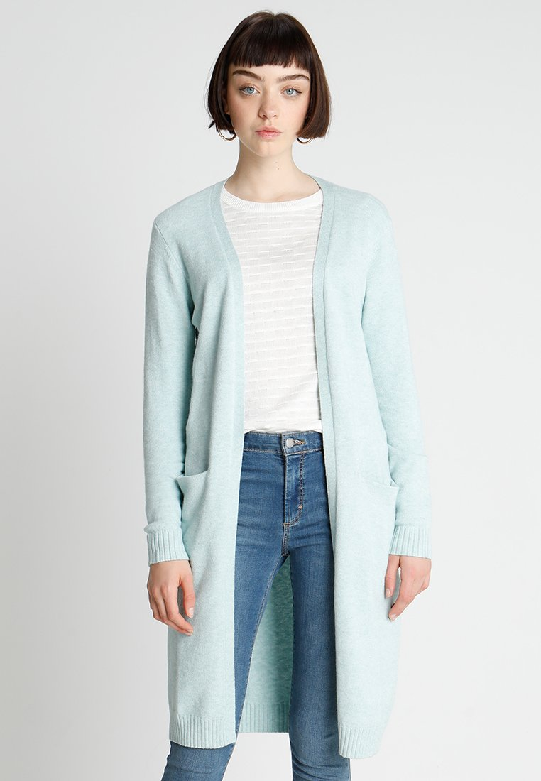 Vila - VIRIL  - Cardigan - blue haze melange