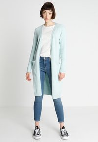 Vila - VIRIL  - Cardigan - blue haze melange - 1