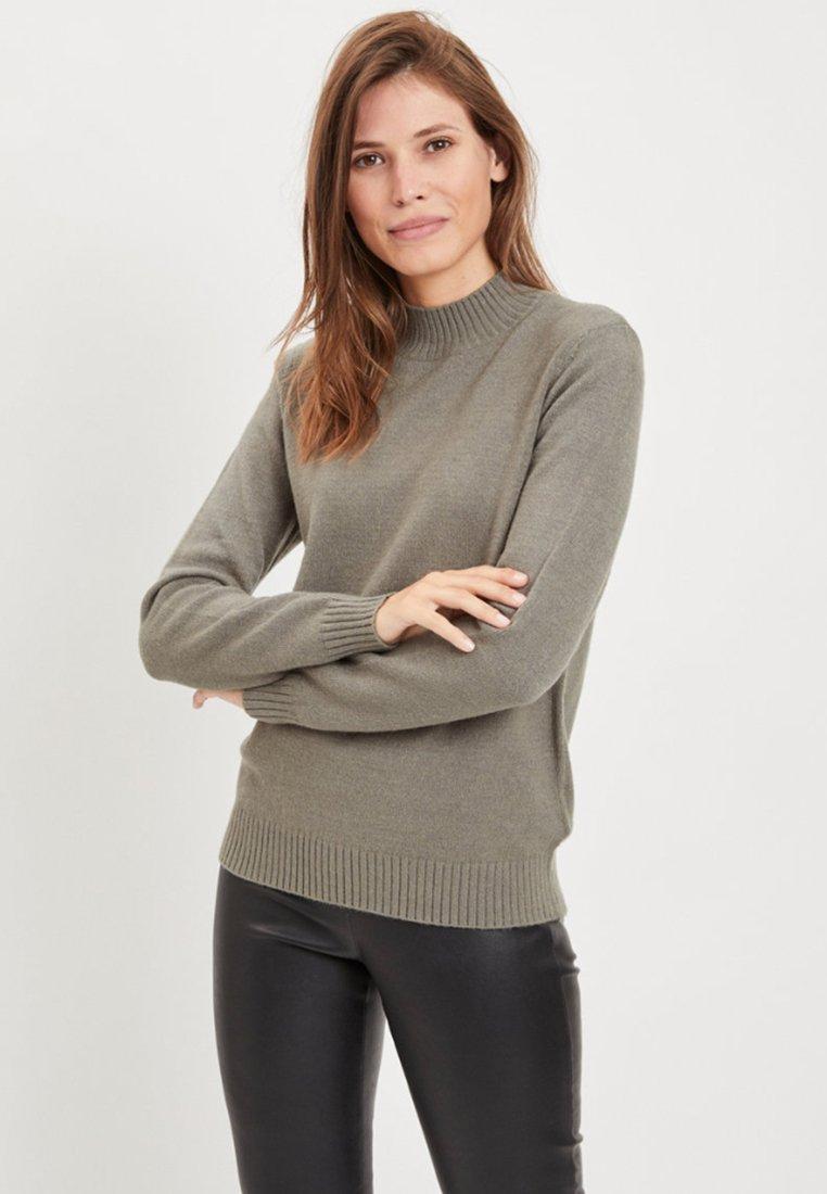 Vila - Jumper - grey