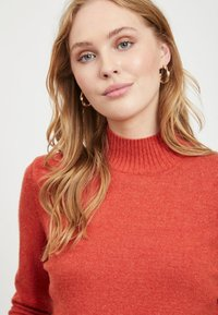 Vila - Sweter - red - 3