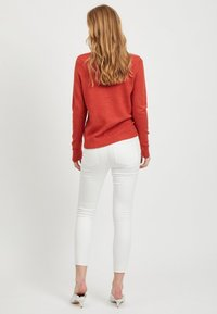Vila - Sweter - red - 2