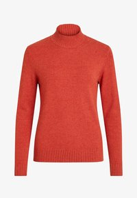 Vila - Sweter - red - 4