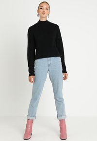 Vila - Jumper - black - 1