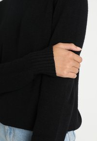 Vila - Jumper - black - 3