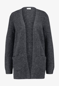 Vila - Cardigan - dark grey melange - 4