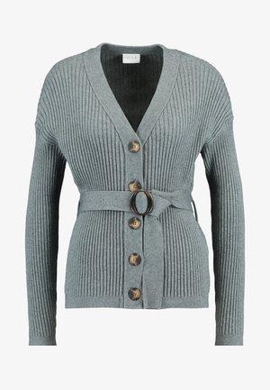 Pullover - medium grey melange