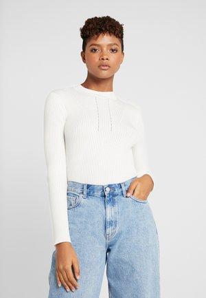Pullover - whisper white