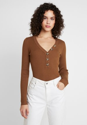 Maglione - oak brown
