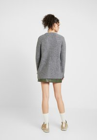 Vila - Cardigan - medium grey melange - 2