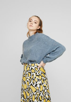 VIDABID TOP - Pullover - china blue