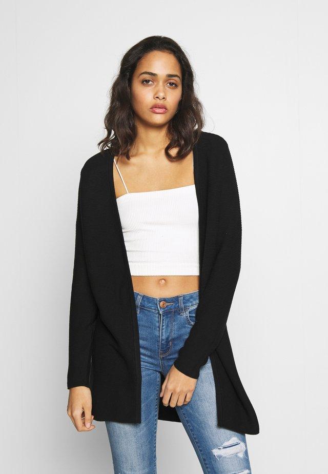 VILALAINE - Vest - black