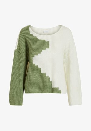 VILOUI  - Jumper - green