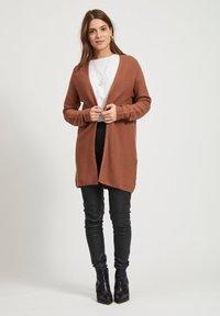 Vila - Cardigan - light brown - 1