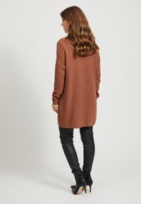 Vila - Cardigan - light brown - 2