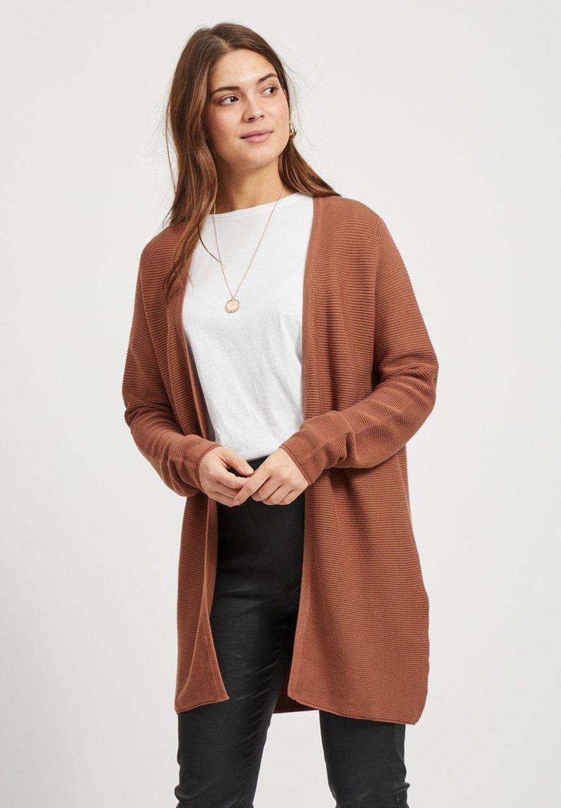 Vila - Cardigan - light brown