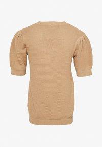 Vila - VICHASSA  - Print T-shirt - beige - 1