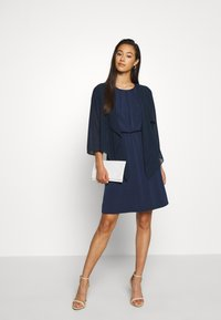 Vila - VIALLI 3/4 COVER UP - Blazer - navy blazer - 1