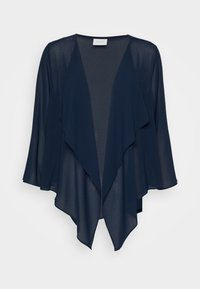 Vila - VIALLI 3/4 COVER UP - Blazer - navy blazer - 3