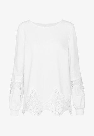 VISELACE NEW  - Bluza - whisper white