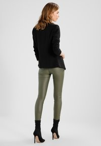 Vila - VIHER 3/4 NEW - Blazer - black - 3