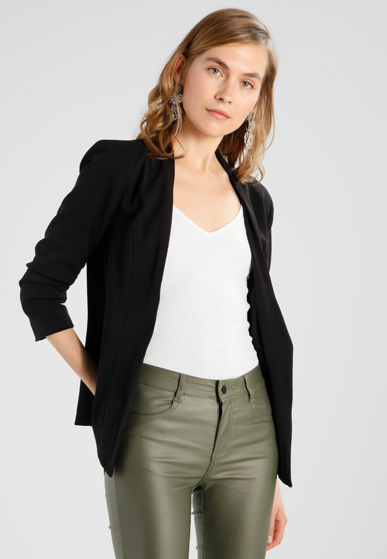 Vila - VIHER 3/4 NEW - Blazer - black