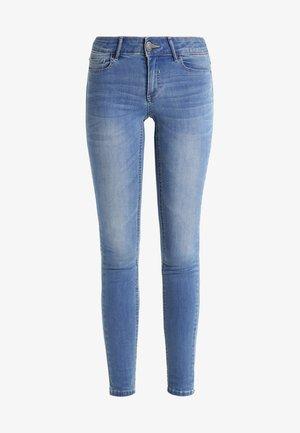 VICOMMIT - Skinny džíny - medium blue denim