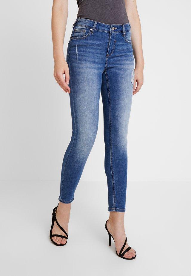 VICOMMIT PUSHUP - Jeans Skinny Fit - dark blue denim