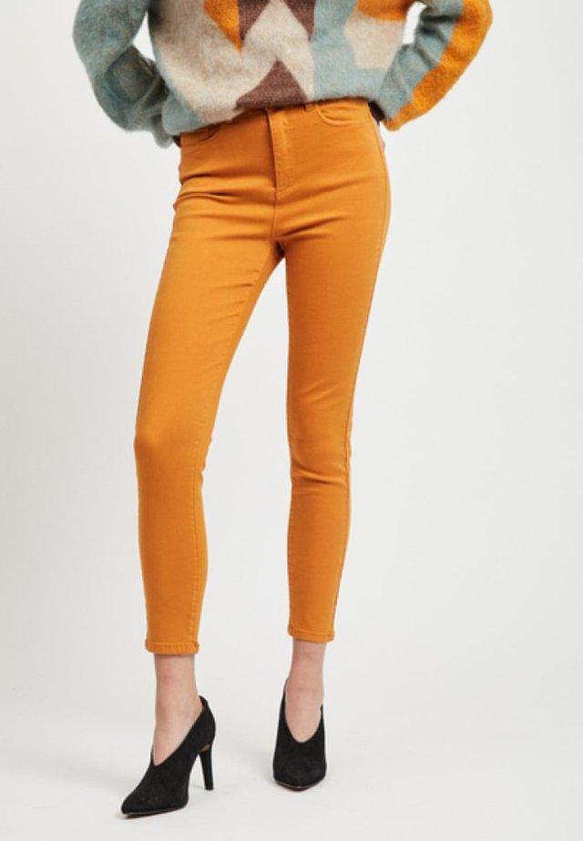 Jeans Skinny Fit - golden oak